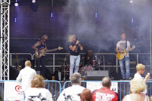 Rooster Tail at Eastbourne Lakeside Festival